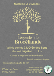 Légendes de Brocéliande